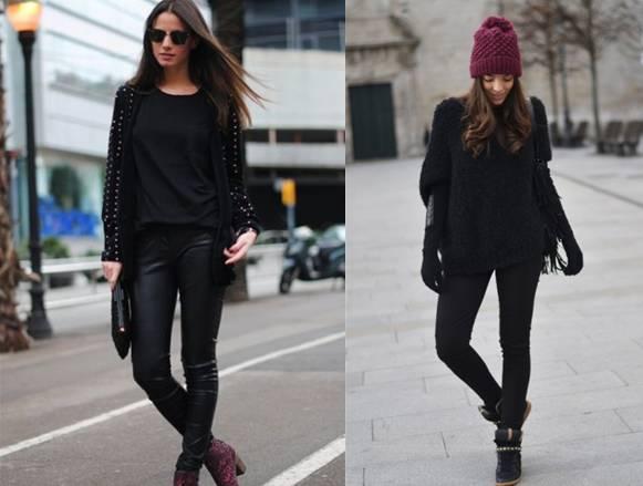 千万别再穿一身黑了,我是认真的! 穿衣推荐 第2张