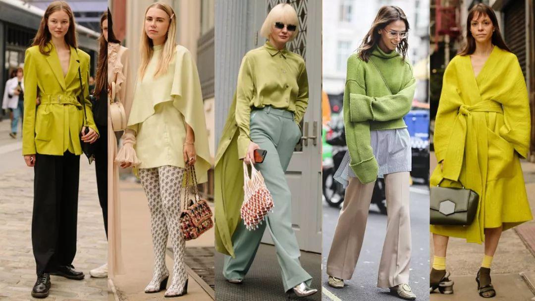 最难穿的绿色竟成2019春夏流行色?原来穿对了可以这么美!