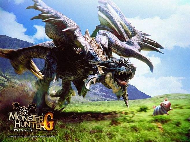 腾讯又一游戏倒闭_怪物猎人OL将于12月31号正式关服